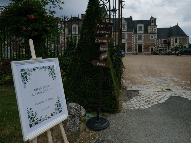 Le mariage de Rémy et Vinciane à Olivet, Loiret 22