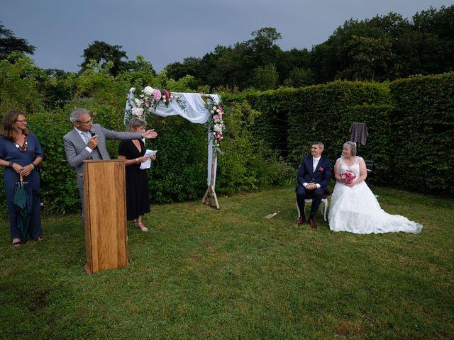 Le mariage de Rémy et Vinciane à Olivet, Loiret 42