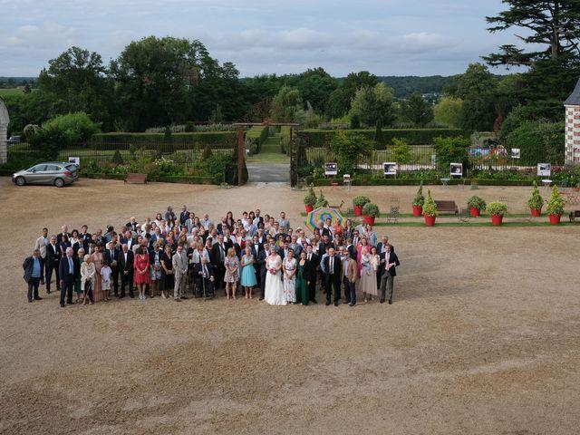 Le mariage de Rémy et Vinciane à Olivet, Loiret 71