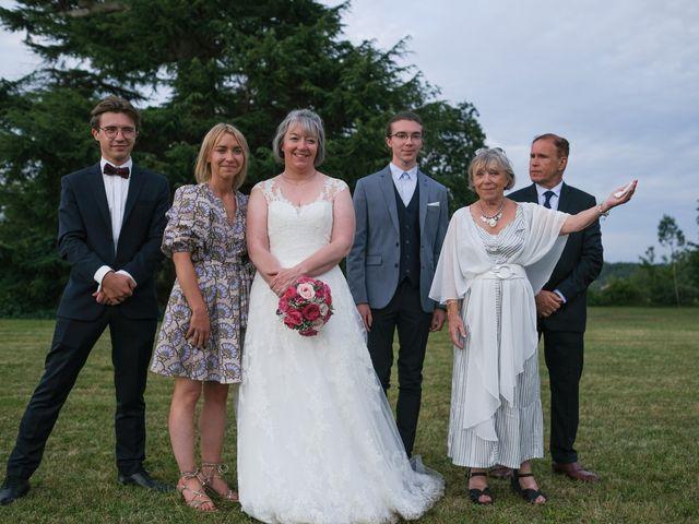 Le mariage de Rémy et Vinciane à Olivet, Loiret 79