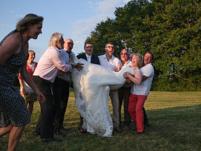 Le mariage de Rémy et Vinciane à Olivet, Loiret 85