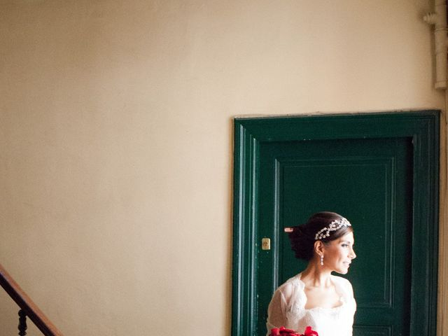 Le mariage de Nicolas et Araceli à Toulouse, Haute-Garonne 31