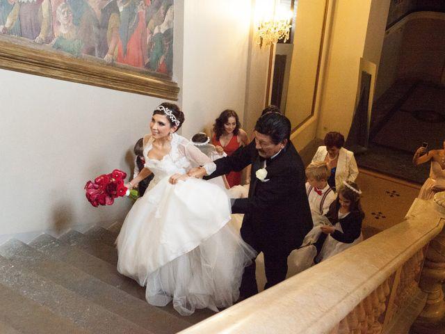 Le mariage de Nicolas et Araceli à Toulouse, Haute-Garonne 34