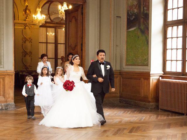 Le mariage de Nicolas et Araceli à Toulouse, Haute-Garonne 35