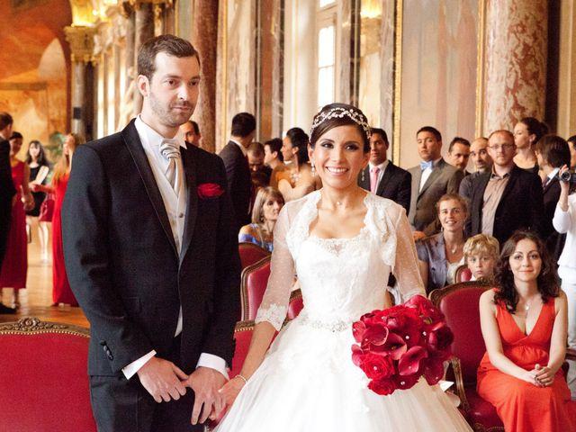 Le mariage de Nicolas et Araceli à Toulouse, Haute-Garonne 47