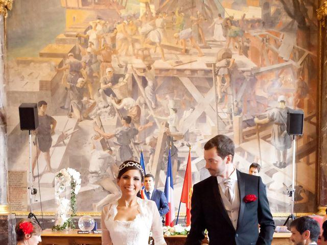 Le mariage de Nicolas et Araceli à Toulouse, Haute-Garonne 64