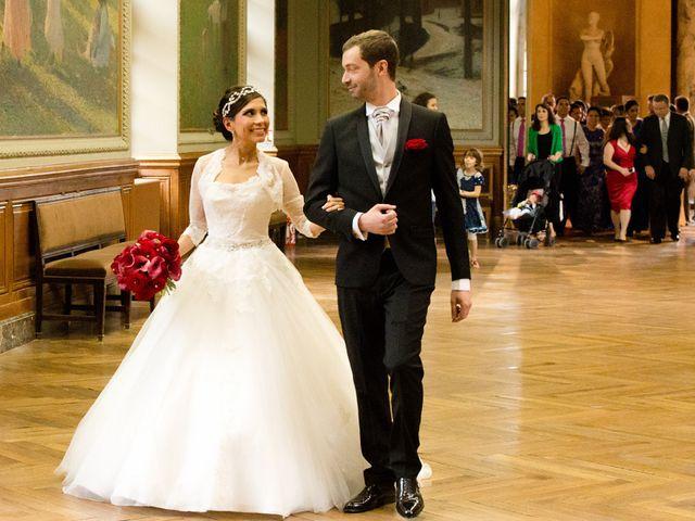 Le mariage de Nicolas et Araceli à Toulouse, Haute-Garonne 66