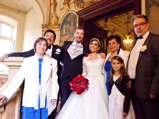 Le mariage de Nicolas et Araceli à Toulouse, Haute-Garonne 69