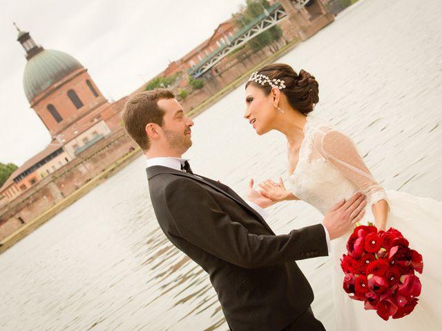 Le mariage de Nicolas et Araceli à Toulouse, Haute-Garonne 76