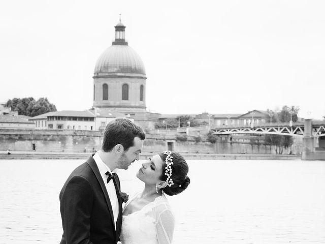 Le mariage de Nicolas et Araceli à Toulouse, Haute-Garonne 77