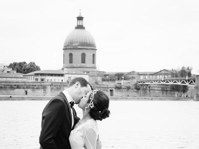 Le mariage de Nicolas et Araceli à Toulouse, Haute-Garonne 78