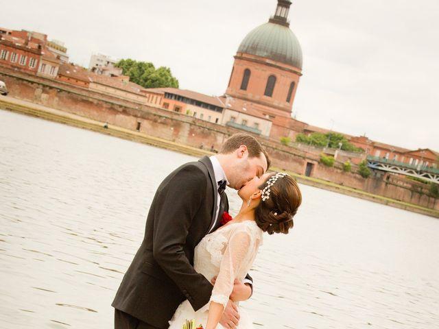Le mariage de Nicolas et Araceli à Toulouse, Haute-Garonne 79