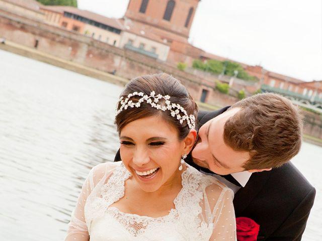 Le mariage de Nicolas et Araceli à Toulouse, Haute-Garonne 84
