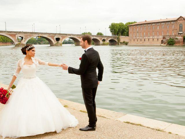 Le mariage de Nicolas et Araceli à Toulouse, Haute-Garonne 85
