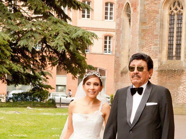 Le mariage de Nicolas et Araceli à Toulouse, Haute-Garonne 90