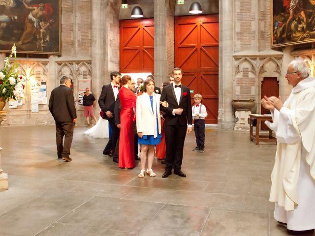 Le mariage de Nicolas et Araceli à Toulouse, Haute-Garonne 91