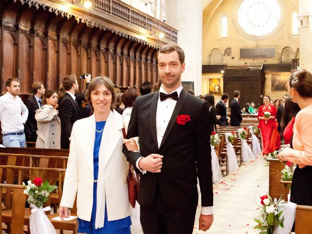 Le mariage de Nicolas et Araceli à Toulouse, Haute-Garonne 93