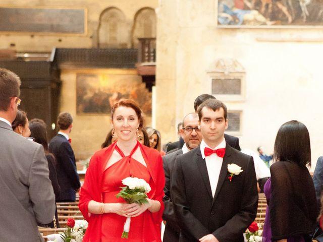 Le mariage de Nicolas et Araceli à Toulouse, Haute-Garonne 94
