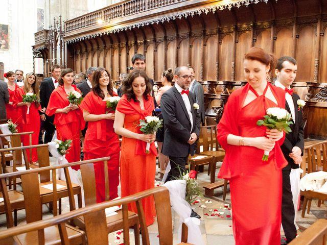 Le mariage de Nicolas et Araceli à Toulouse, Haute-Garonne 95