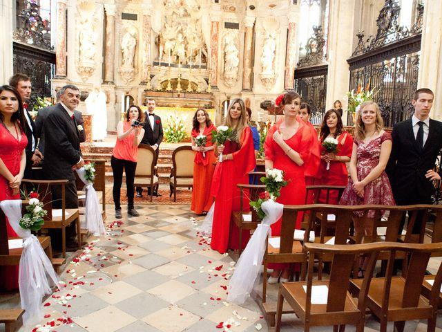 Le mariage de Nicolas et Araceli à Toulouse, Haute-Garonne 96