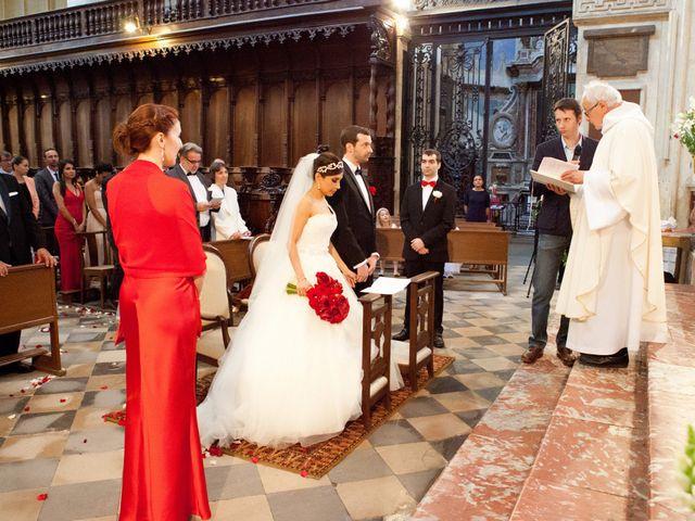 Le mariage de Nicolas et Araceli à Toulouse, Haute-Garonne 133