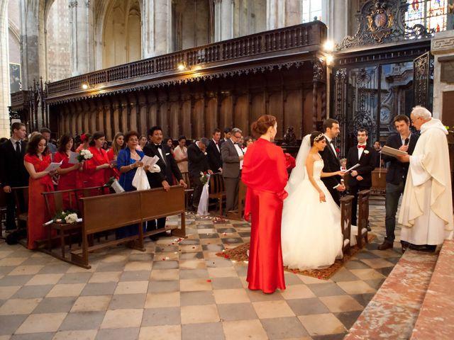 Le mariage de Nicolas et Araceli à Toulouse, Haute-Garonne 146