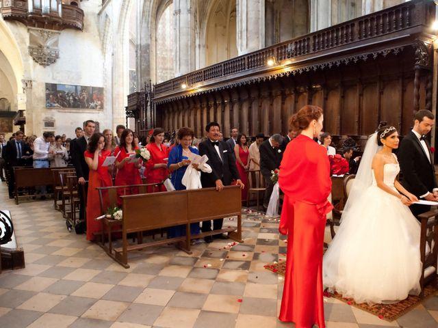 Le mariage de Nicolas et Araceli à Toulouse, Haute-Garonne 149