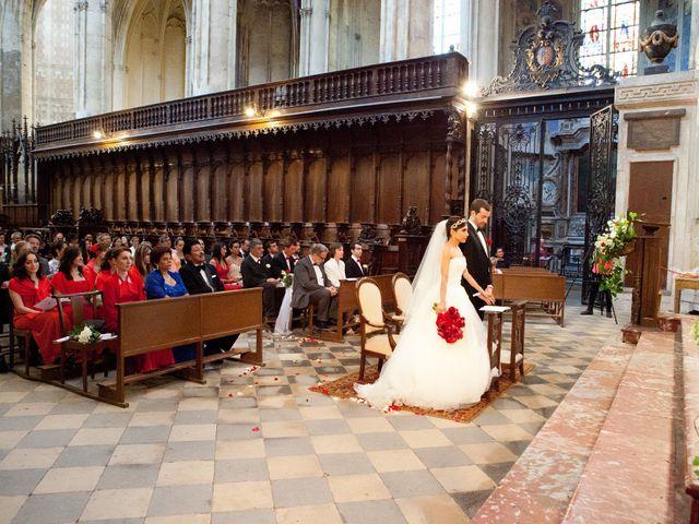 Le mariage de Nicolas et Araceli à Toulouse, Haute-Garonne 155