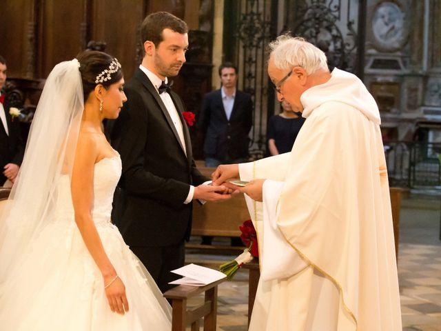 Le mariage de Nicolas et Araceli à Toulouse, Haute-Garonne 156