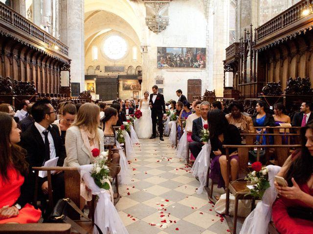 Le mariage de Nicolas et Araceli à Toulouse, Haute-Garonne 176