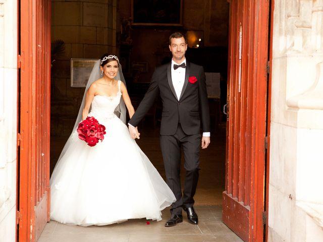 Le mariage de Nicolas et Araceli à Toulouse, Haute-Garonne 183