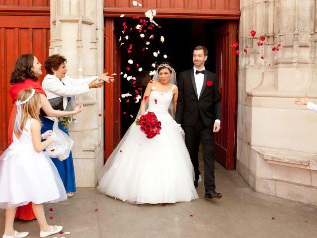 Le mariage de Nicolas et Araceli à Toulouse, Haute-Garonne 184