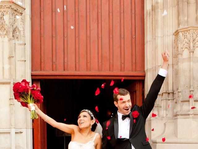 Le mariage de Nicolas et Araceli à Toulouse, Haute-Garonne 186