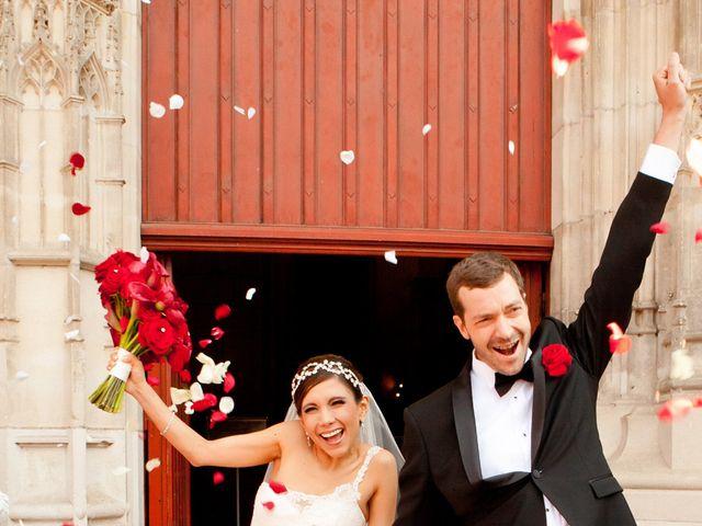 Le mariage de Nicolas et Araceli à Toulouse, Haute-Garonne 187