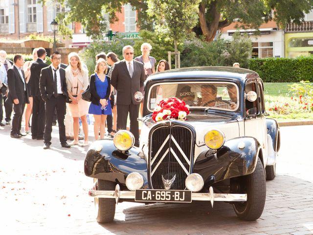 Le mariage de Nicolas et Araceli à Toulouse, Haute-Garonne 201