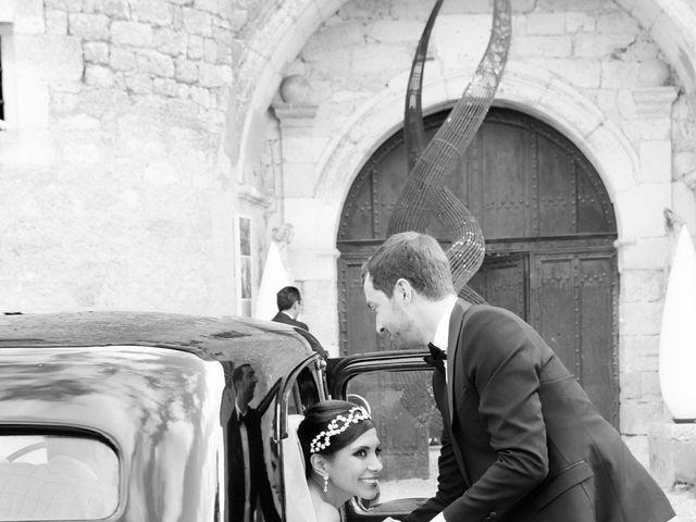 Le mariage de Nicolas et Araceli à Toulouse, Haute-Garonne 210