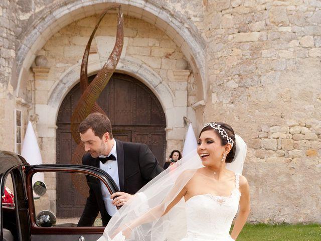 Le mariage de Nicolas et Araceli à Toulouse, Haute-Garonne 211