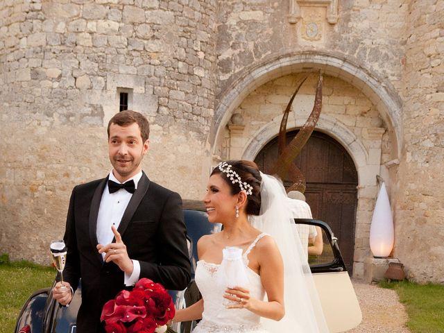 Le mariage de Nicolas et Araceli à Toulouse, Haute-Garonne 217