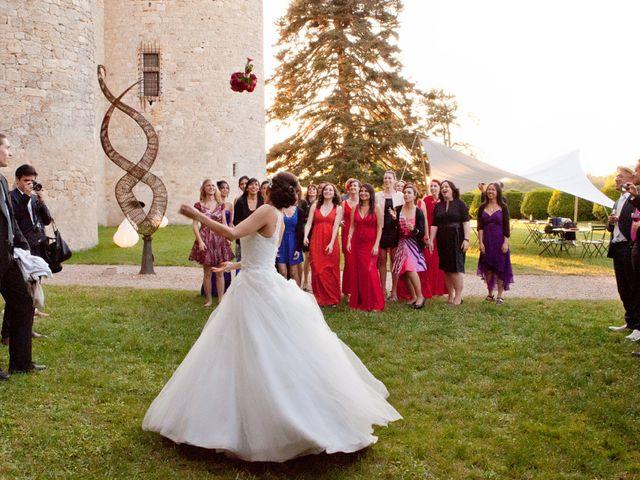 Le mariage de Nicolas et Araceli à Toulouse, Haute-Garonne 283