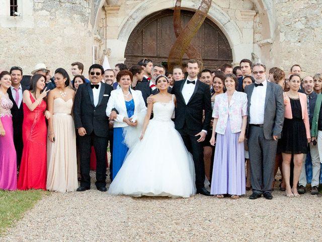 Le mariage de Nicolas et Araceli à Toulouse, Haute-Garonne 292