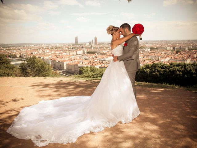 Le mariage de Cindy et Mickael