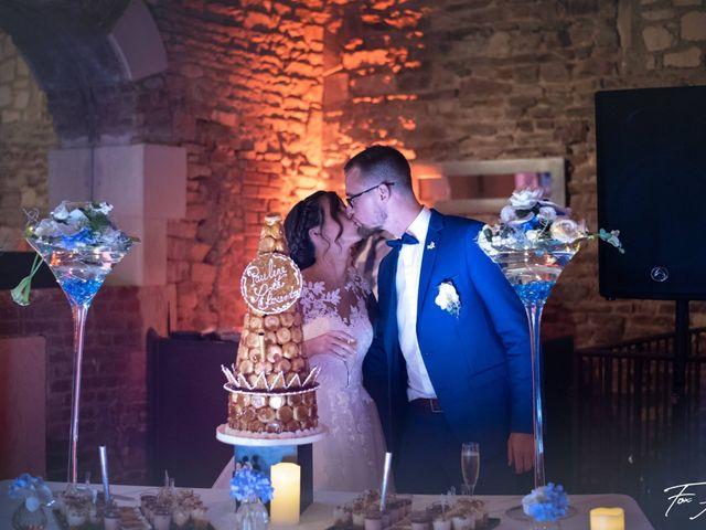 Le mariage de Pauline et Alexandre à Feuguerolles-Bully, Calvados 5