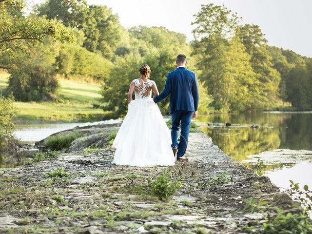 Le mariage de Pauline et Alexandre à Feuguerolles-Bully, Calvados 10