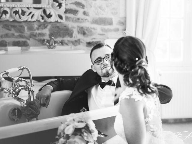 Le mariage de Pauline et Alexandre à Feuguerolles-Bully, Calvados 14