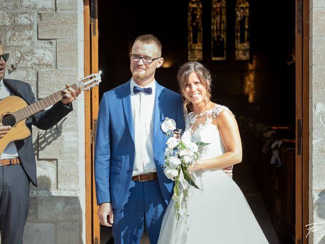 Le mariage de Pauline et Alexandre à Feuguerolles-Bully, Calvados 15