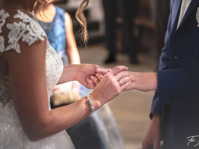 Le mariage de Pauline et Alexandre à Feuguerolles-Bully, Calvados 19