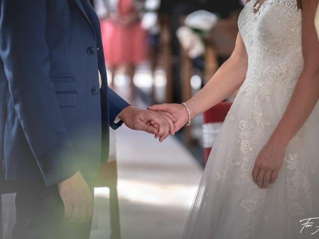 Le mariage de Pauline et Alexandre à Feuguerolles-Bully, Calvados 21