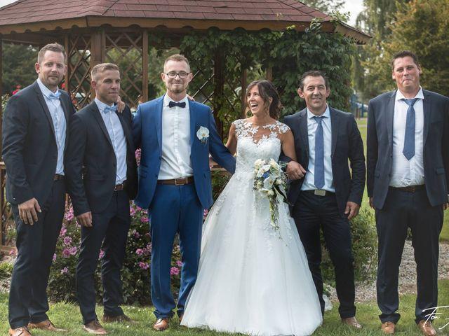 Le mariage de Pauline et Alexandre à Feuguerolles-Bully, Calvados 23