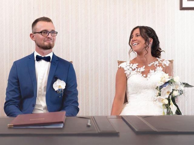 Le mariage de Pauline et Alexandre à Feuguerolles-Bully, Calvados 25