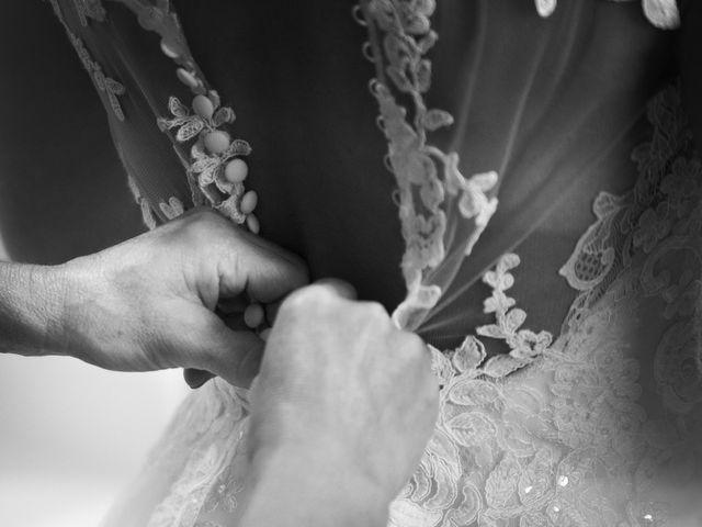 Le mariage de Pauline et Alexandre à Feuguerolles-Bully, Calvados 27